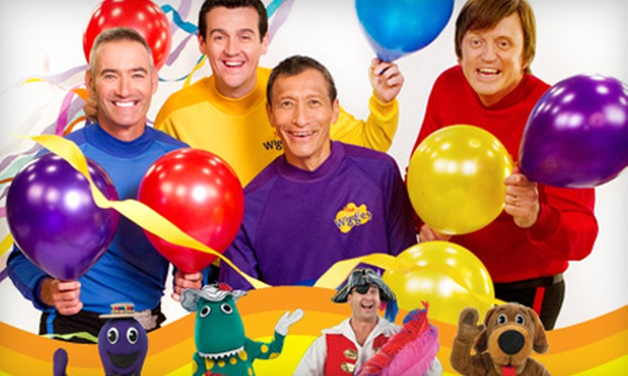 """""""The Wiggles Big Birthday!"""" - Rosemont Theatre: One Ticket to See """"The Wiggles Big Birthday!"""" at Rosemont Theatre on July 30. Two Showtimes Available."""