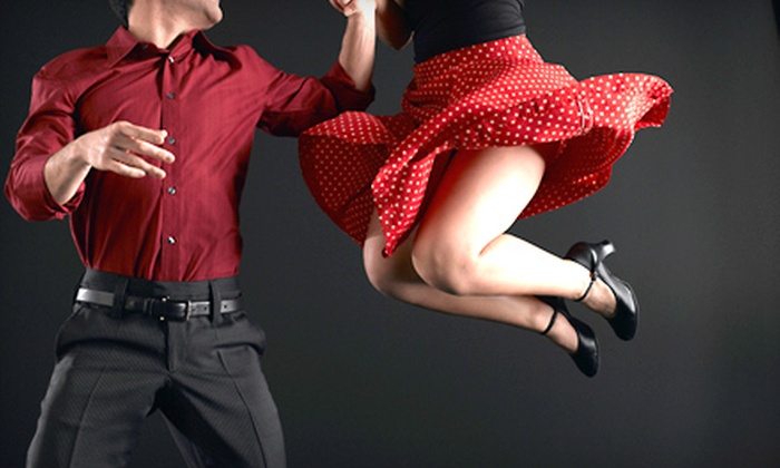 Fatcat Ballroom and Dance Company - Paradise Valley: Three Private and Two Group Lessons or Six Private and Four Group Lessons at Fatcat Ballroom and Dance Company
