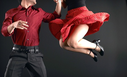 Three Private Ballroom Dance Lessons (a $65 value each) and Two Friday- or Saturday-Night Group Dance Lessons (up to a $5 value each; up to a $205 total value) - Fatcat Ballroom and Dance Company in Phoenix