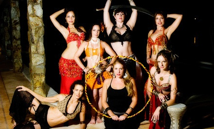 5 Dance Classes (a $65 value) - Hip Expressions Belly Dance Studio in St. Petersburg