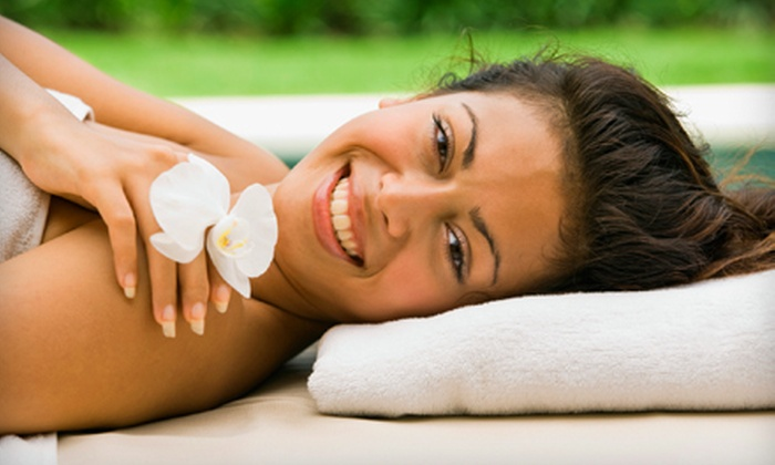 A New You Salon and Spa - Eugene: Full-Body Wrap or Chocolate Facial at A New You Salon and Spa