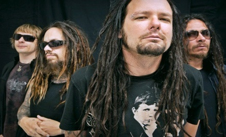 Korn at Congress Theater on Fri., Feb. 24 at 5:30PM: General Admission - Korn in Chicago