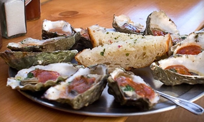 The Marshall Store - Northwest Marin: $15 for $30 Worth of Fresh Seafood, Sandwiches, and More at The Marshall Store