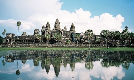 Cambodia: $619 per person for SixNight Getaway with Meals, Guided Tours and Domestic Transport