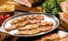 Petit Jean Meats: $35 for 24 oz. of Peppered Bacon, 24 oz. of Hickory-Smoked Bacon, and a Half Bone-In Spiral Ham from Petit Jean Meats ($70 Value)