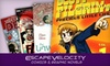 Escape Velocity Comics - Downtown Colorado Springs: $10 for $20 Worth of Comics, Graphic Novels, and Merchandise at Escape Velocity