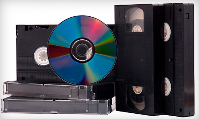 DTV Home Movie Transfers - Kendale Lakes: $39 for $175 Worth of Analog-to-DVD Home Movie Conversion Services at DTV Home Movie Transfers in Miami