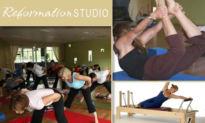 Reformation Yoga & Pilates Studio - Edenvale: $20 for Five Yoga, Pilates, or Gyrokinesis Classes at Reformation Yoga & Pilates Studio ($80 Value)