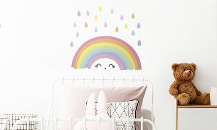 Stickers muraux pour enfants en vinyle