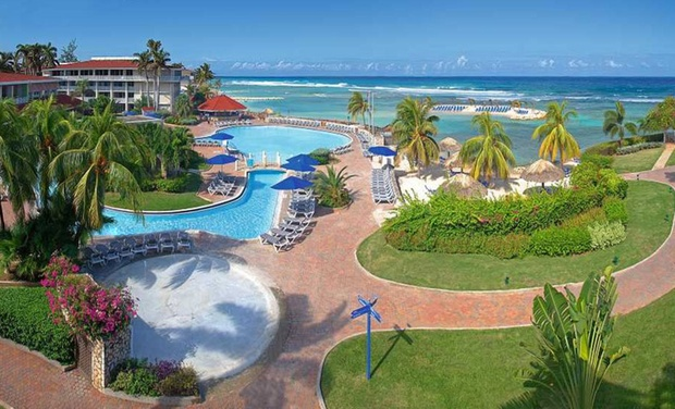 TripAlertz wants you to check out ✈ 3-Night All-Inclusive 3.5-Star Resort Stay w/ Air. Price/Person Based on Double Occupancy   ✈ 3-Night All-Inclusive Top Secret Jamaica Stay with Airfare   - Top-Secret 3.5-Star Jamaica Stay