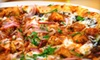 Rico's Italian Pizza - North Sacramento: $12 for $25 Worth of Pizza and Drinks at Rico's Italian Pizza