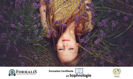 Formation en sophrologie avec ElearningFormalis à 69 € (88% de réduction)