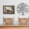 Up to 70% Off Custom Family Tree Monograms from Rusted Orange