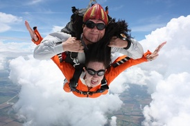 Up to 25% Off Skydiving at Skydive Tandem Greenville
