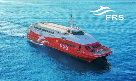 Paga 1 € y obtén un billete en ferry Ibiza-Formentera por 10 € con FRS Ferry