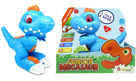 Touch and Talk Interactive Talking Junior Megasaur TRex
