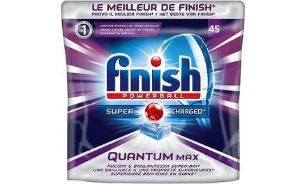 120, 240 of 360 Finish Powerball Quantum Max tabletten