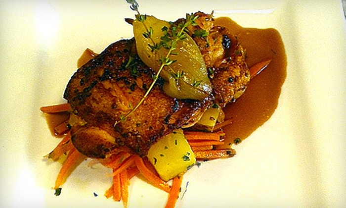 Karloff - Cobble Hill: Eastern European Meal for Two or Four at Karloff (Up to 61% Off)