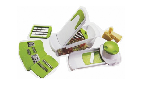 Multifunctional Mandolin Slicer With Accessories