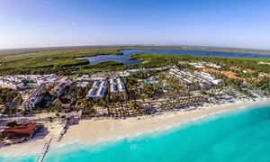 ✈ Be Live Collection Punta Cana Stay w/Air from Vacation Express at 4, 6, or 7-Night All-Inclusive Be Live Collection Punta Cana Stay with Nonstop Air from Vacation Express, plus 6.0% Cash Back from Ebates.