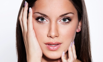 Permanent Makeup One Eyelids, Brows, or Lips at Anna Burns Permanent Cosmetics (Up to 60% Off)