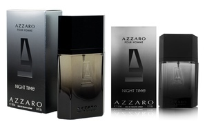 EDT Night Time Azzaro 50ml ou 100ml