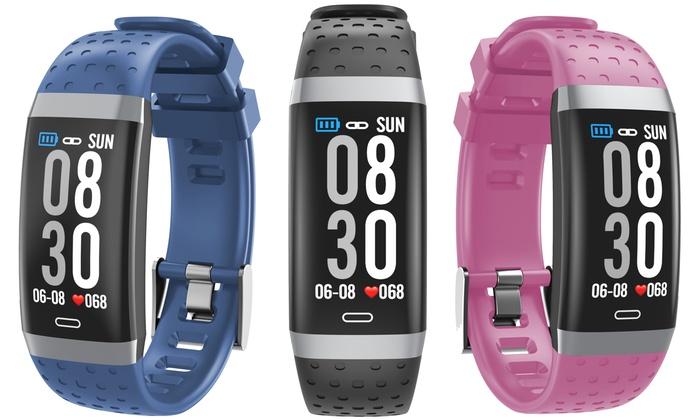 b7d7efdec7ac Hasta 85% dto. Pulsera deportiva con Bluetooth | Groupon