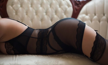 $259 for Three-Hour Boudoir Photo-Shoot Package at Bella Boudoir ($925 Value)