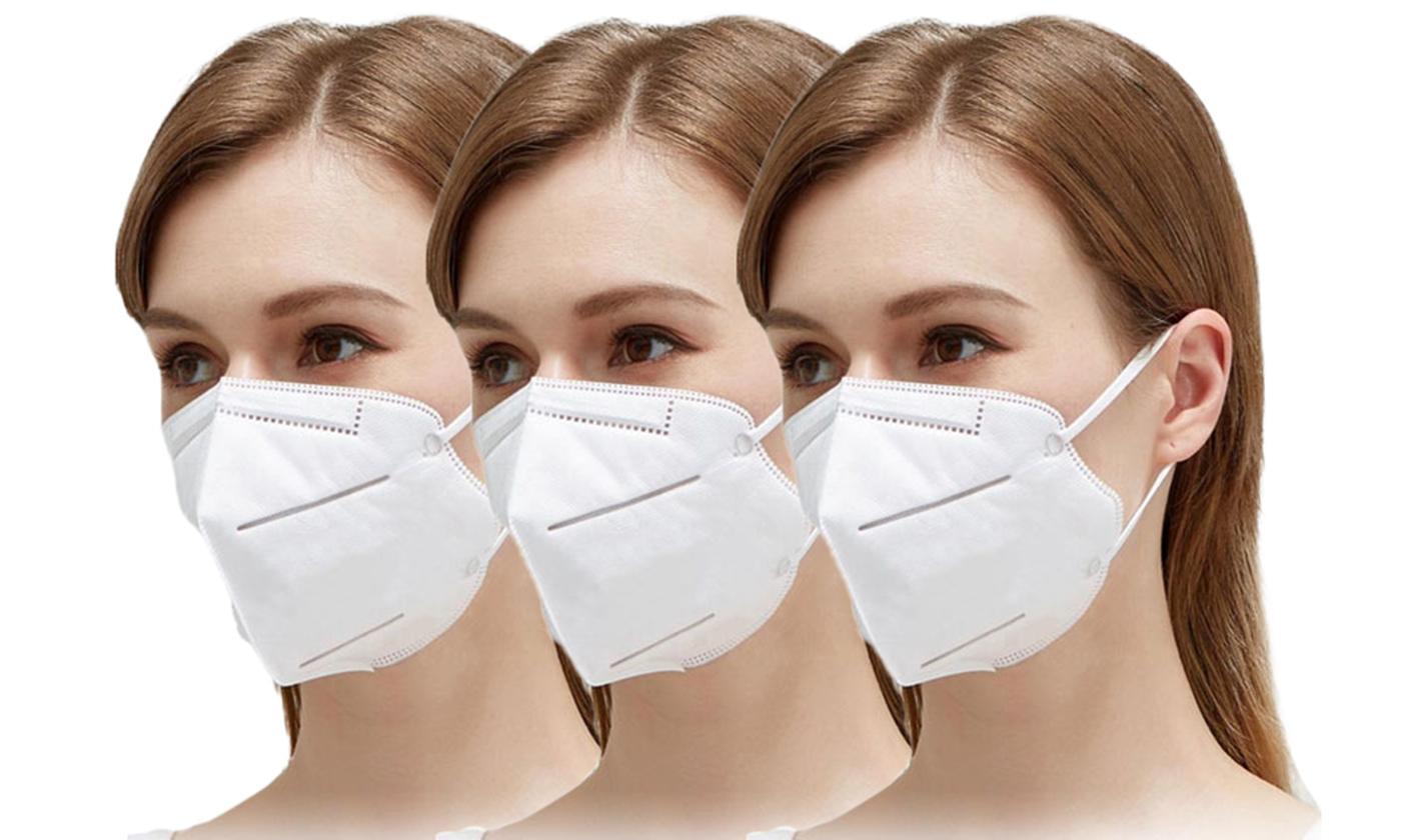 3, 5 or 10 Face Masks