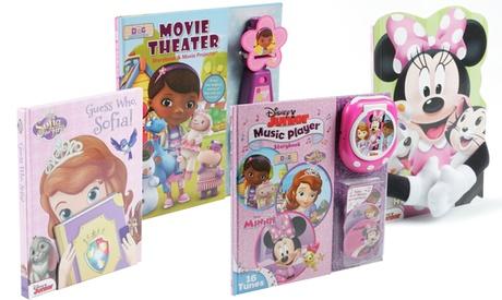 Disney Junior Book Bundle for Girls (4-Piece) e128e6dc-1642-11e7-b385-00259060b5da