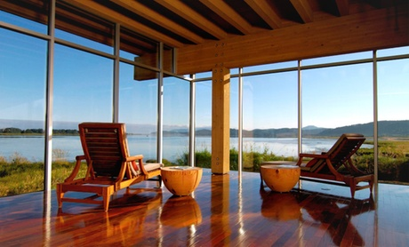 Four-Star Spa Resort near Oregon Coast