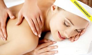 Peter Dallmann Massage Praxis: 2x oder 4x 30 Min. Rücken- und Nackenmassage in der Peter Dallmann Massage Praxis (bis zu 61% sparen*)