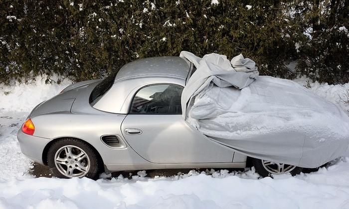 Telo impermeabile copri auto