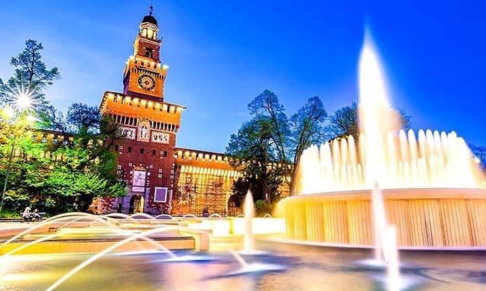 Hotel Monza e Brianza Palace - Cinisello Balsamo: Milano: fino a 7 notti per 2 persone con colazione e Spa illimitata all'Hotel Monza e Brianza Palace, Ponti inclusi
