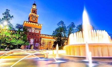 Milán: hasta 7 noches para 2 personas con desayuno y spa ilimitado en Hotel Monza y Brianza Palace 4*