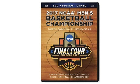 2017 NCAA Men's Basketball Championship on DVD and Blu-Ray 0e47ae86-0839-11e7-beab-00259069d868