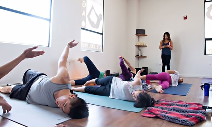 Covina Fitness Collective - Covina: 10 Classes or 1 Month of Yoga, Pilates, Barre, or Cycling Classes at Covina Fitness Collective (Up to 56% Off)