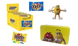M&M's peanuts et crispy