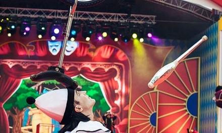 לראשונה בישראל, קרקס מוסקבה המדהים עם מופע עוצר נשימה לכל המשפחה בסוכות: כרטיסים החל מ-59 ₪ בלבד! שלל מיקומים ותאריכים