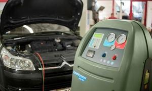 Foltyn Auto Service: Odgrzybianie klimatyzacji za 29,99 zł i więcej w Foltyn Auto Service
