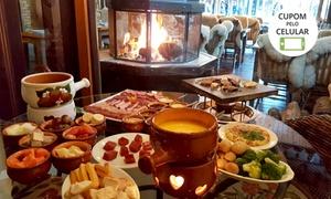 Forttini Restaurante: Sequência premium de fondue para 1 pessoa no Forttini Restaurante – Gramado