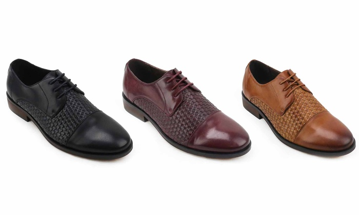 Xray Wovener Men's Cap-Toe Shoes I Groupon Exclusive