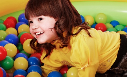 10 Open Play Sessions or Kids Birthday Party at Tumble Tikes at Triple Jump Fitness (Up to 51% Off)