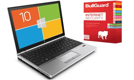 Refurbished HP Elitebook 2170P 11.6″ Laptop with Optional Bullguard AntiVirus With Free Delivery