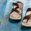 Eastland Lagoon or Tahiti Women's Comfort Sandals with Leather Uppers