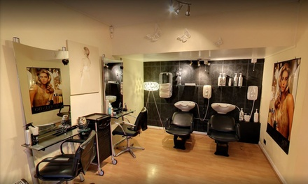 Shellac Manicure or Pedicure or Both at Profile Hair Beauty