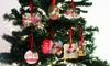Photobook Canada: Custom Holiday Ornaments from Photobook Canada (Up to 73% Off)