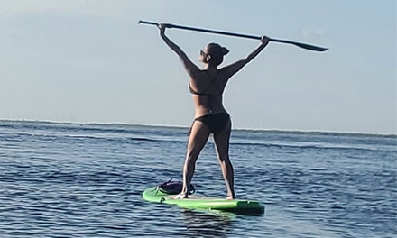 Up to 46% Off on Water Sport Rental - Surfboard / Water Skis / Paddleboard at Biscayne Bay Paddleboards & Kayaks