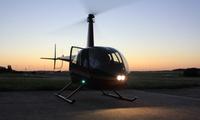 Baptême de l'air en hélicoptère de 20 min ou 40 min pour 3 personnes dès 229,99 € avec Black Helicopters