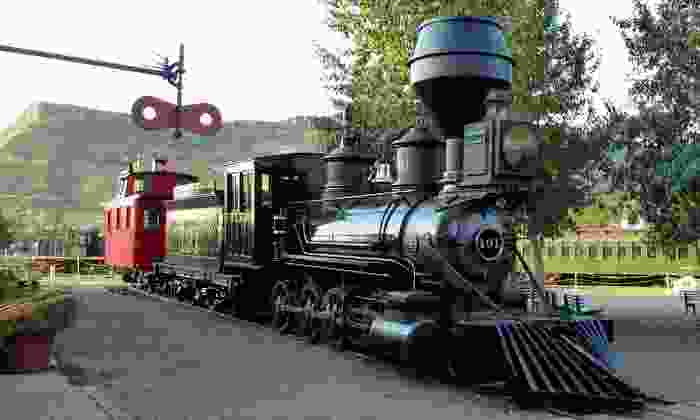 Colorado Railroad Museum - Fairmount: $10 for Colorado Railroad Museum Visit for Two Adults and Up to Five Kids (Up to $20 Value)